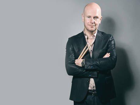 Happy birthday Mr Phil Selway drums