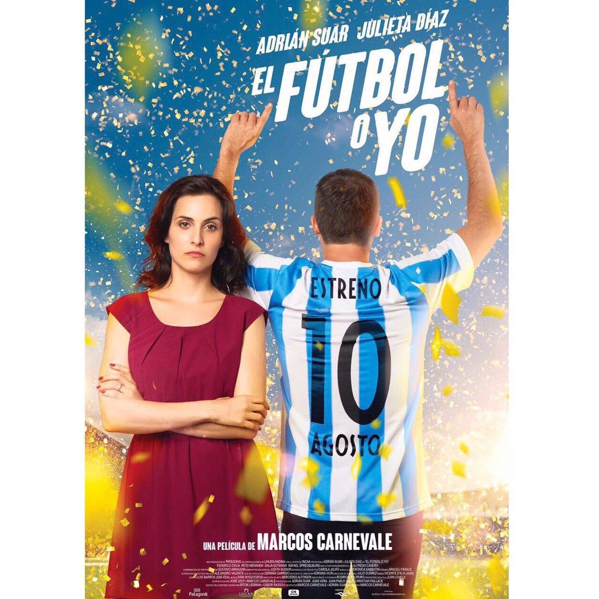 Ver El Futbol o YO Online (2017) Gratis HD Pelicula Argentina Completa