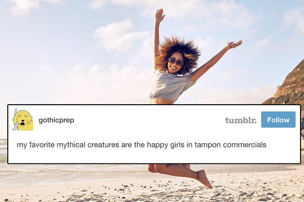 18 Tumblr posts that will make you scream with laughter if you have a vagina  https://t.co/3YHNBe3yJf