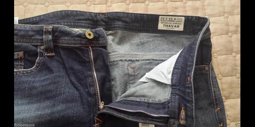 [ http:// ebay.to/2pzATcX  &nbsp;  ] #DIESEL men jeans THAVAR Stretch size 34x32 (98% # #ebay<br>http://pic.twitter.com/o0svfcsszT