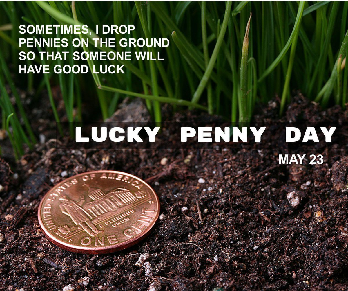 Is that wrong of me to do??  #nationalpennyday #penny #money #luck #LuckyPennyDay #lucky #helpothers #TuesdayMotivation #tuesday<br>http://pic.twitter.com/lJyY1RJF6z
