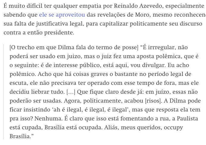 @reinaldoazevedo É muito difícil ter qualquer empatia por Reinaldo Azevedo, mas essa não é a questão importantehttps://t.co/zCY678SRHD  https://t.co/UVr