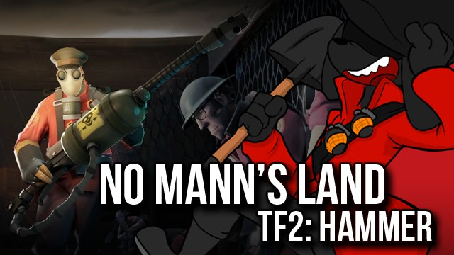 Will be working on No Mann&#39;s Land (pre-alpha) • TF2: Hammer  https:// youtu.be/WSLqm1cIY_c  &nbsp;   #tf2 #ww1 #gaming #livestream #gamedev #twitch #youtube <br>http://pic.twitter.com/jkSuPdP8uV