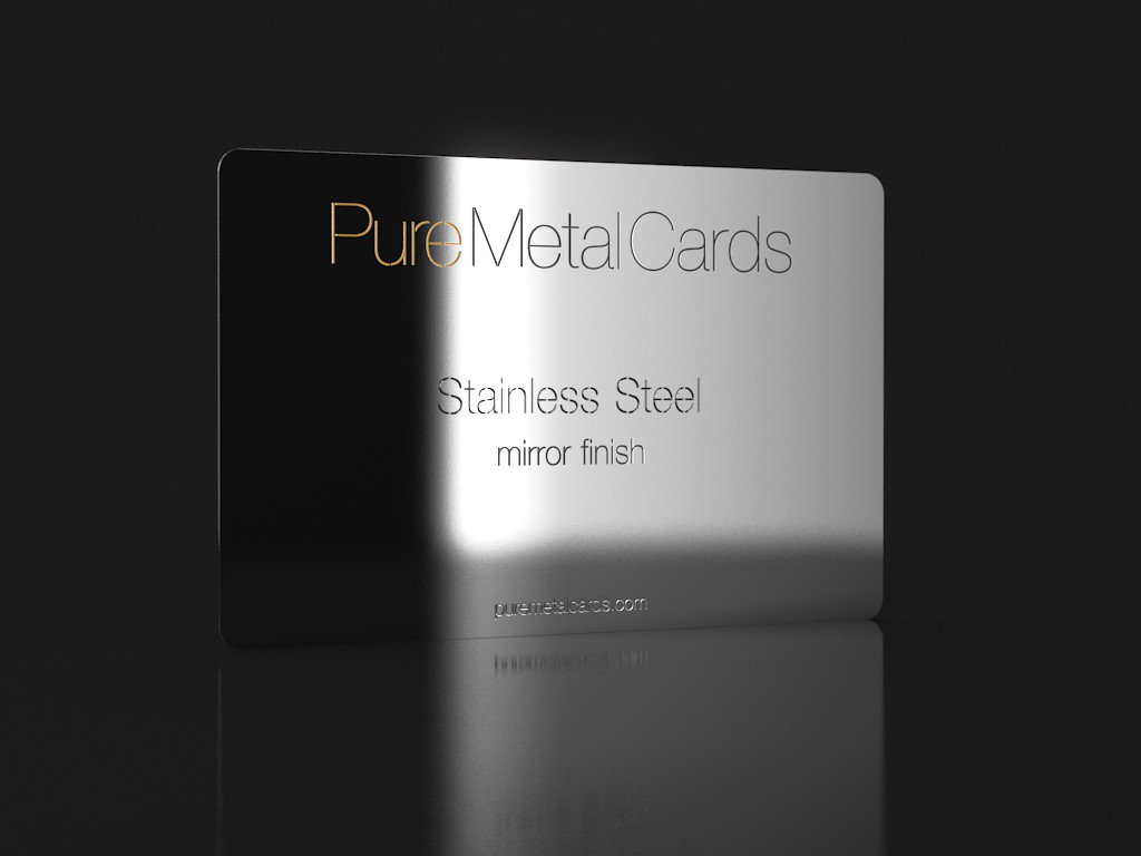 Pure Metal Cards on Twitter: \