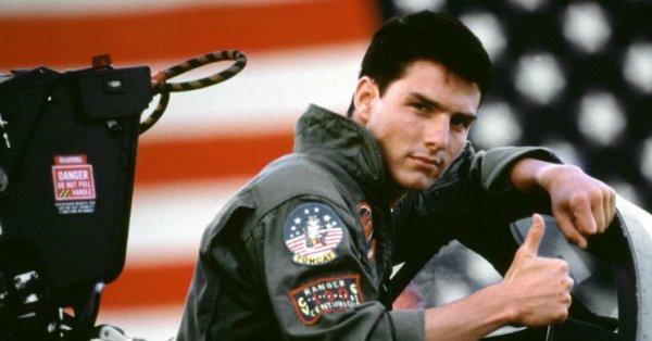 Maverick is back! Tom Cruise announced t...