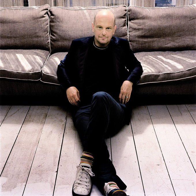 Happy 50th birthday to Phil Selway of Radiohead!