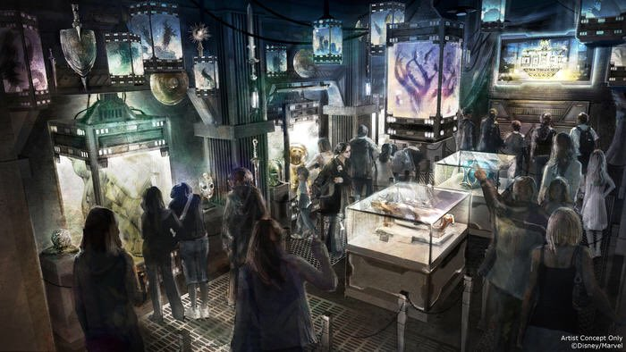 Rumor Is A Marvel Land Coming Soon To Disneyland