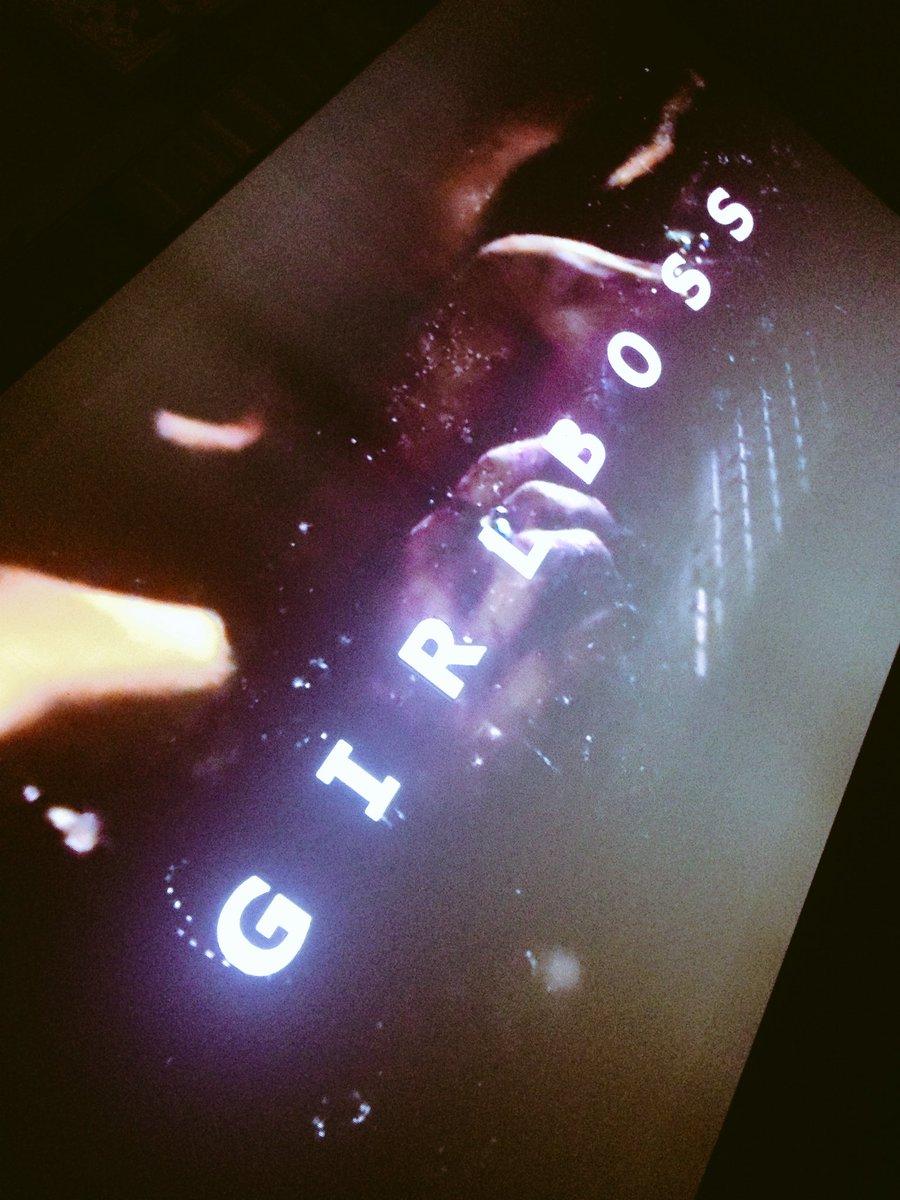 #GirlBoss #sophiaamoruso #nastygal #Netflix pic.twitter.com/C8jKZzpo3z