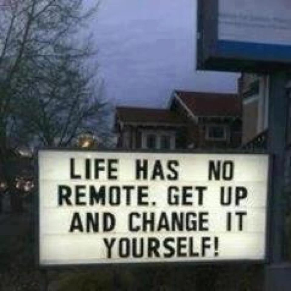 Only you are in control of your life, make a change today!  #change #control #life #business #success<br>http://pic.twitter.com/NQQAwOxCIv