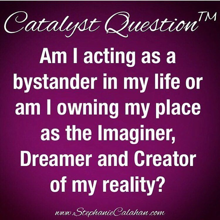 Ask yourself and listen closely for your reply.  #catalystquestion #MagneticMindset  http:// ift.tt/2qhXt5v  &nbsp;  <br>http://pic.twitter.com/2uPf0ibf22