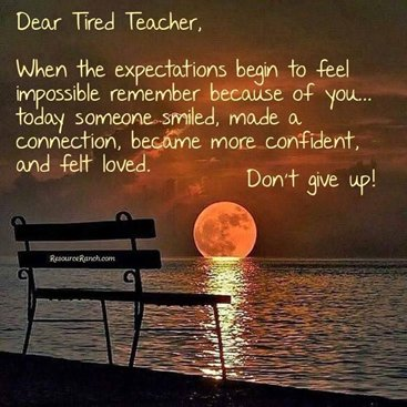 Thinking of all my teacher librarian friends who are overwhelmed with finishing the year strong.  #txlchat https://t.co/92oMqkmTcV