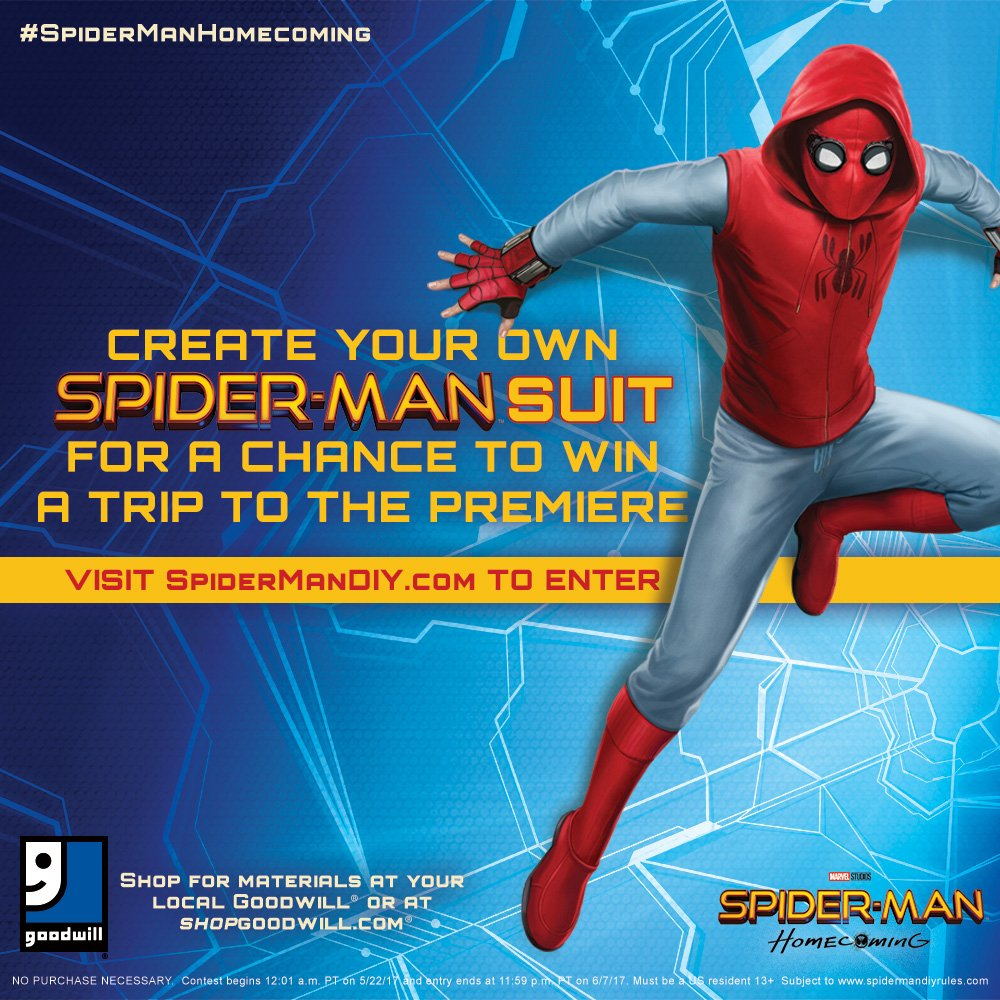 spider man on twitter time to suit up and do some good create