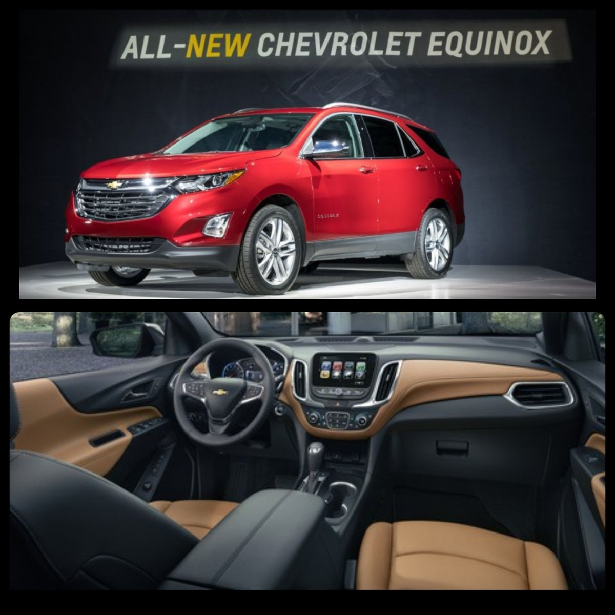 2018 #redesigned #Chevrolet #Equinox lost 400 #pounds 10% of #weight3 engines #options  new 1.6L #diesel 1.5L turbo &amp; 2.0L #turbo #diet #GM<br>http://pic.twitter.com/bQZC6Ofp2S