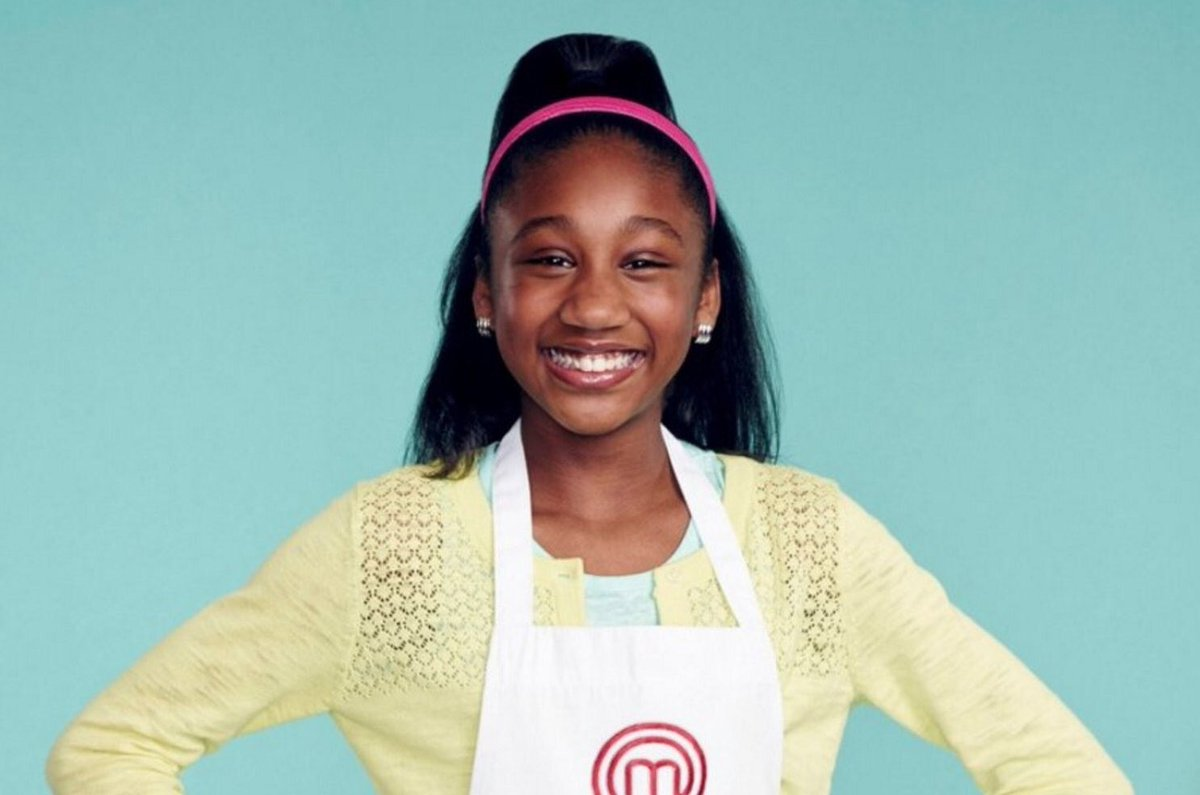#BlackGirlMagic 12-year-old Jasmine Stewart wins 'MasterChef Junior' https://t.co/2pMtlCVC44