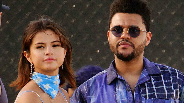 Are Selena Gomez and The Weeknd working on new music together? Never say never.🙊