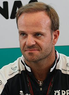 Happy 45th birthday, Rubens Barrichello!