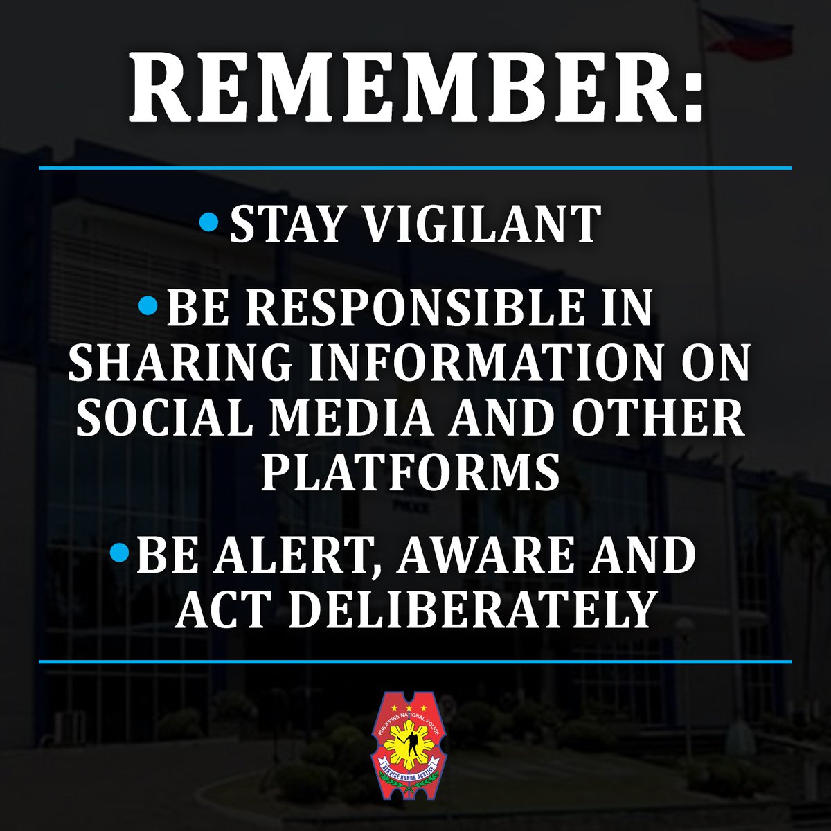 Stay safe everyone! https://t.co/PDEe80bXgT