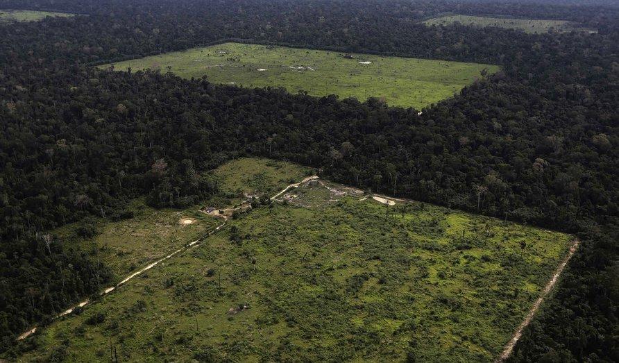 Senado aprova MPs que reduzem áreas de proteção na Amazônia e liberam exploração https://t.co/GxbHfrvnev