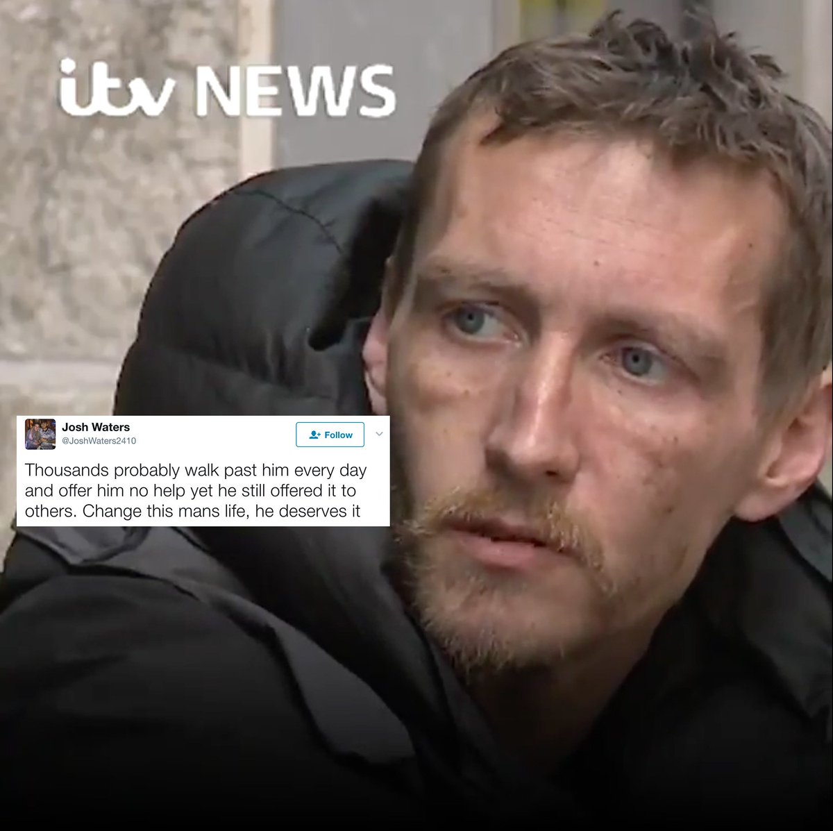 People are praising the homeless men who rushed to help those injured in the Manchester attack https://t.co/2hCVo8wx7l