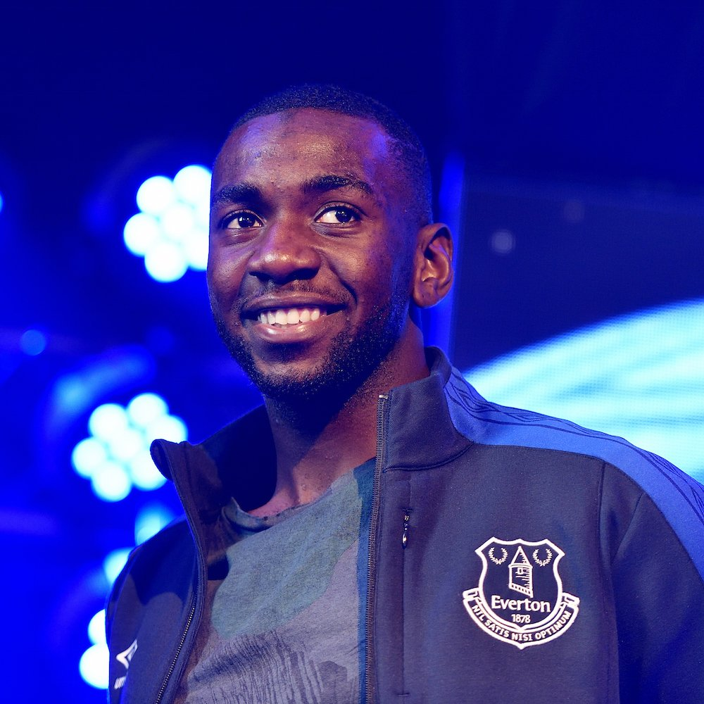 | Happy 28th birthday, Yannick Bolasie! Looking forward to having you back on the pitch next season. #EFC <br>http://pic.twitter.com/aRHRUurK2k