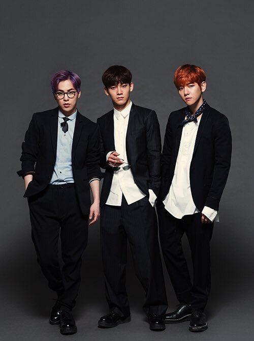 [UPDATE] 170524 ViVi Magazine Website update - EXO-CBX
