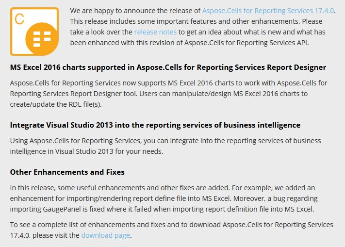 MS #Excel2016 #Charts Support &amp; #visualstudio 2013 #Integration into #Reporting #Services of Business Intelligence:  https:// goo.gl/cu8lcI  &nbsp;  <br>http://pic.twitter.com/JhaLejLFOY