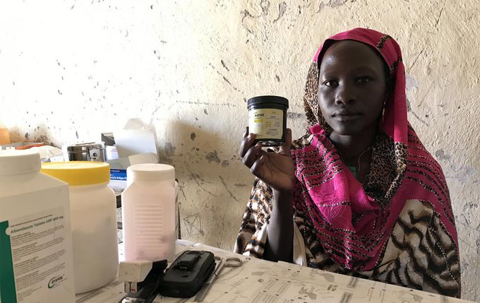 Despite vow to stop, Sudan is still blocking humanitarian aid to rebel-held Nuba Mountains. Women especially suffer. https://t.co/tAlLYgebCb
