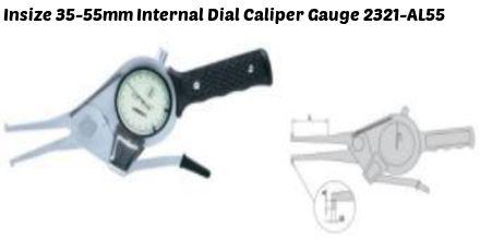 6 g INSIZE 4631-8 Metric Thread Ring Gage M8 x 1.25 Go ISO1502