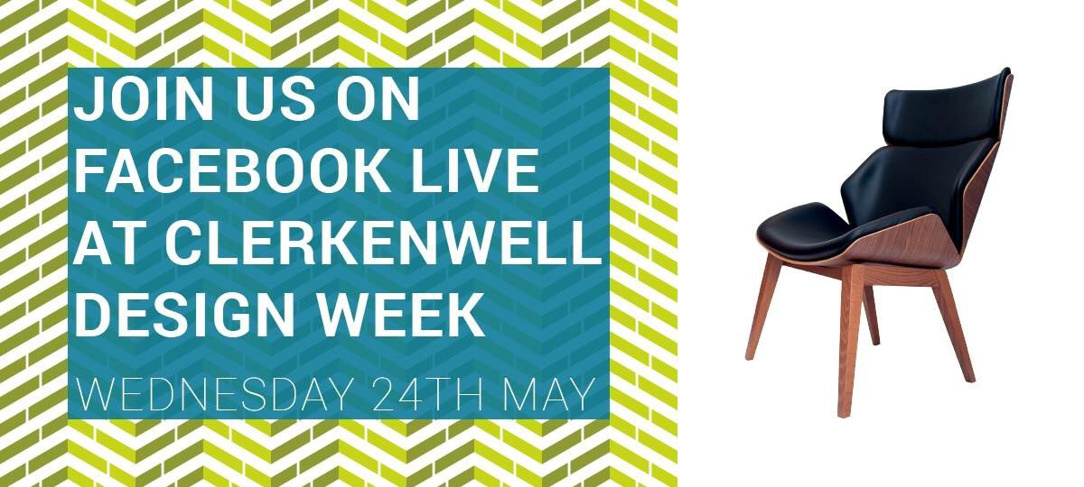 Really excited as we head to @CDWfestival today! #Clerkenwelldesignweek #Clerkenwell #Design #Week <br>http://pic.twitter.com/prgS4WyUve