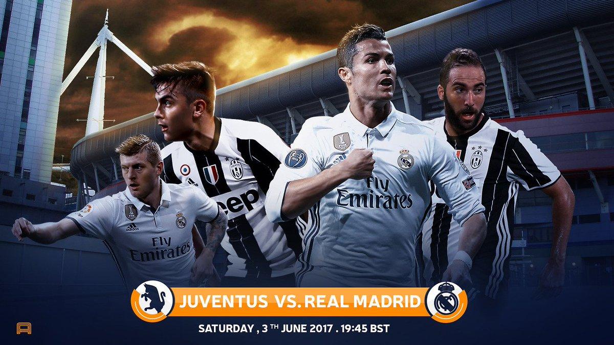 Juventus Real Madrid diretta finale Champions in chiaro su Canale 5 e streaming gratis Sportmediaset