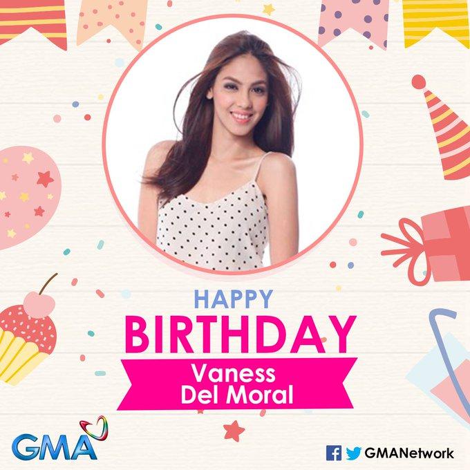 Vaness Del Moral's Birthday Celebration