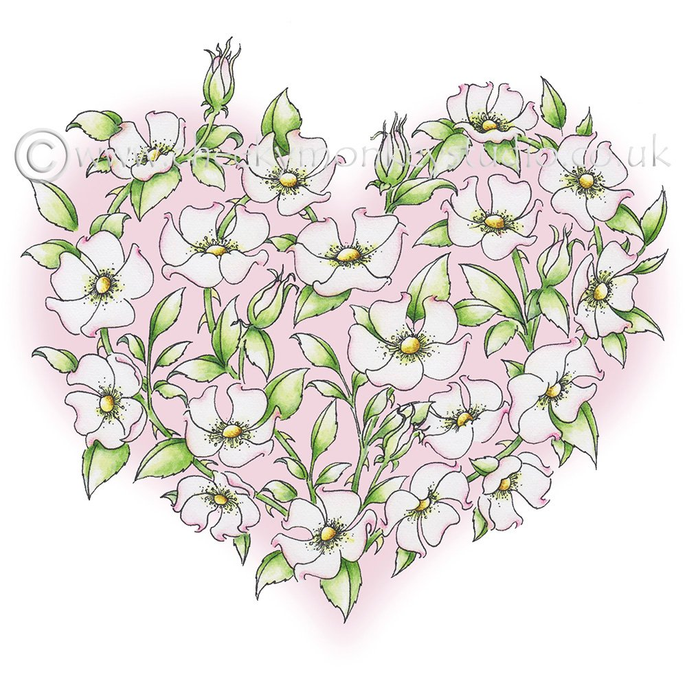 Love blooms from the heart... #earlybiz #UKBizLunch #eshopsuk #Spring #Flowers #rose #Chelseaflowershow #heart #art  https://www. etsy.com/uk/listing/514 493409/briar-rose-heart-magnet-mothers-day &nbsp; … <br>http://pic.twitter.com/W58bf15ZvP