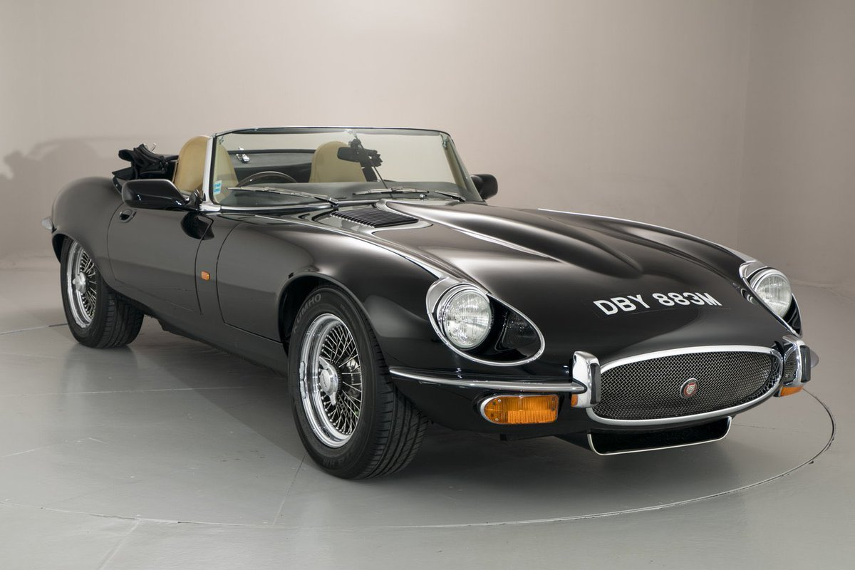 E Grace And Pace This Sublime 2003 Beacham Jaguar Type Has Gone To A New Home Modern Craftsmanship Useable Dailypic Twitter Jhio1m0fxy