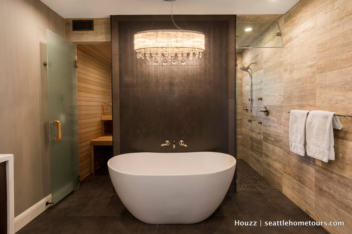 Houzz Australia On Twitter Soothing Natural Stone Tiles A