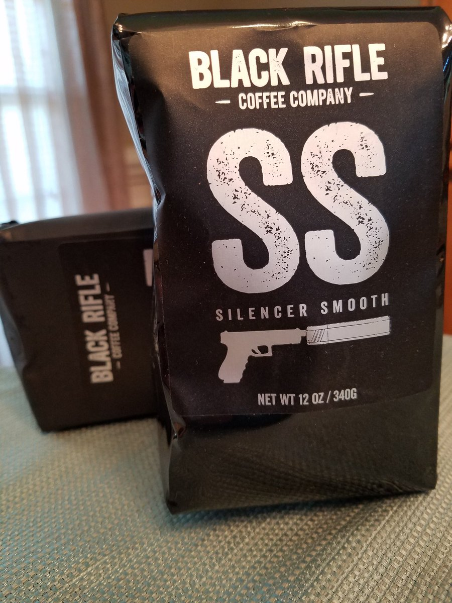 Now here&#39;s some good coffee! @blckriflecoffee  Veteran owned &amp; operated company.  #MakeAGoodMorningGREAT  <br>http://pic.twitter.com/mEw6a9Bsyp