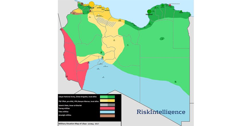 Risk intelligence on twitter libya map pol situation in libya map pol situation in tripoli in complete disarray as gna is increasingly divided since the serraj haftar meeting in early maypicitter publicscrutiny Images