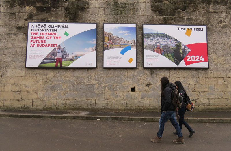 test Twitter Media - New Appointment In Hungary Marks Pursuit Of Future Budapest Olympic Bid #Budapest2024 https://t.co/SkJjPnQflg https://t.co/GitCpoEm3F
