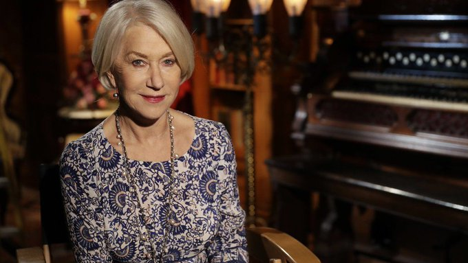 Calling all millennials: Helen Mirren has shared her top 5 rules for a happy life https://t.co/sozpPmuV9Z