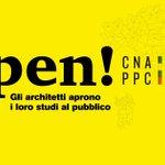 Il @cnappc promuove #Open! #StudiAperti, iniziativa per avvicinare gli studi d'architettura e il pubblico > https://t.co/WJeLTCvTMJ