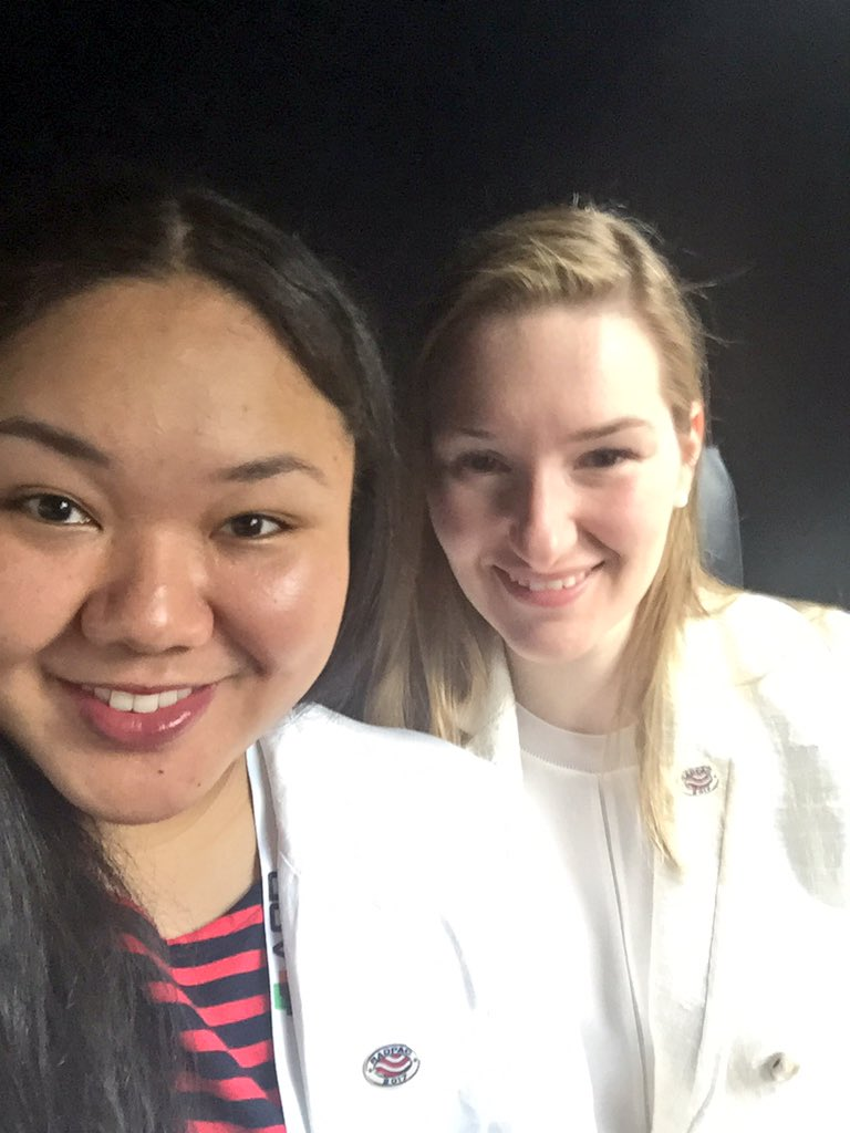 Ready for capitol hill day with @MRetrouvey! #ACR2017 #radvocacy @ACRRAN @RADPAC https://t.co/1hpdt3YB62