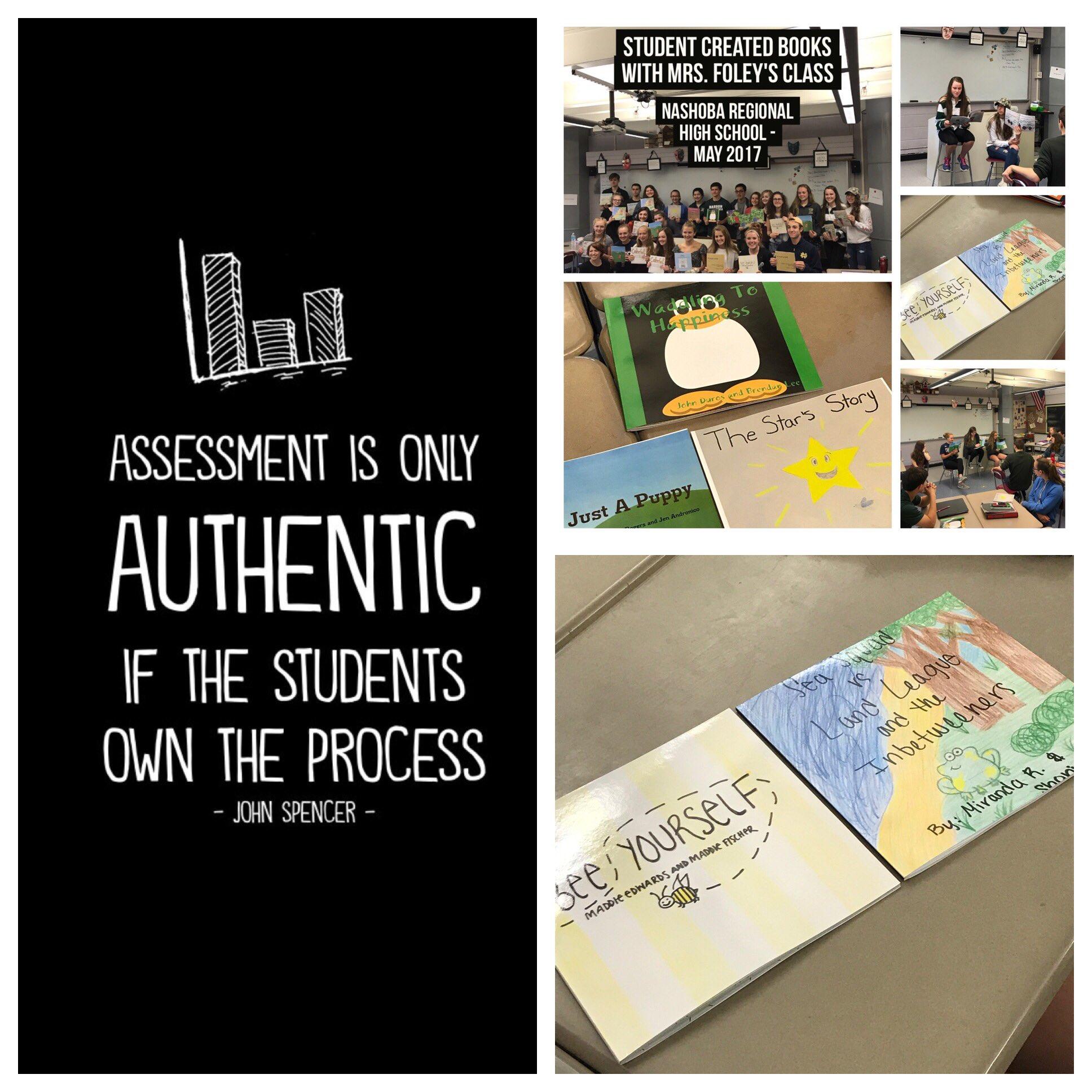 Student published work #PBL @BIEpbl #designthinking @spencerideas @FoleyProcko https://t.co/wnB67s1GvB