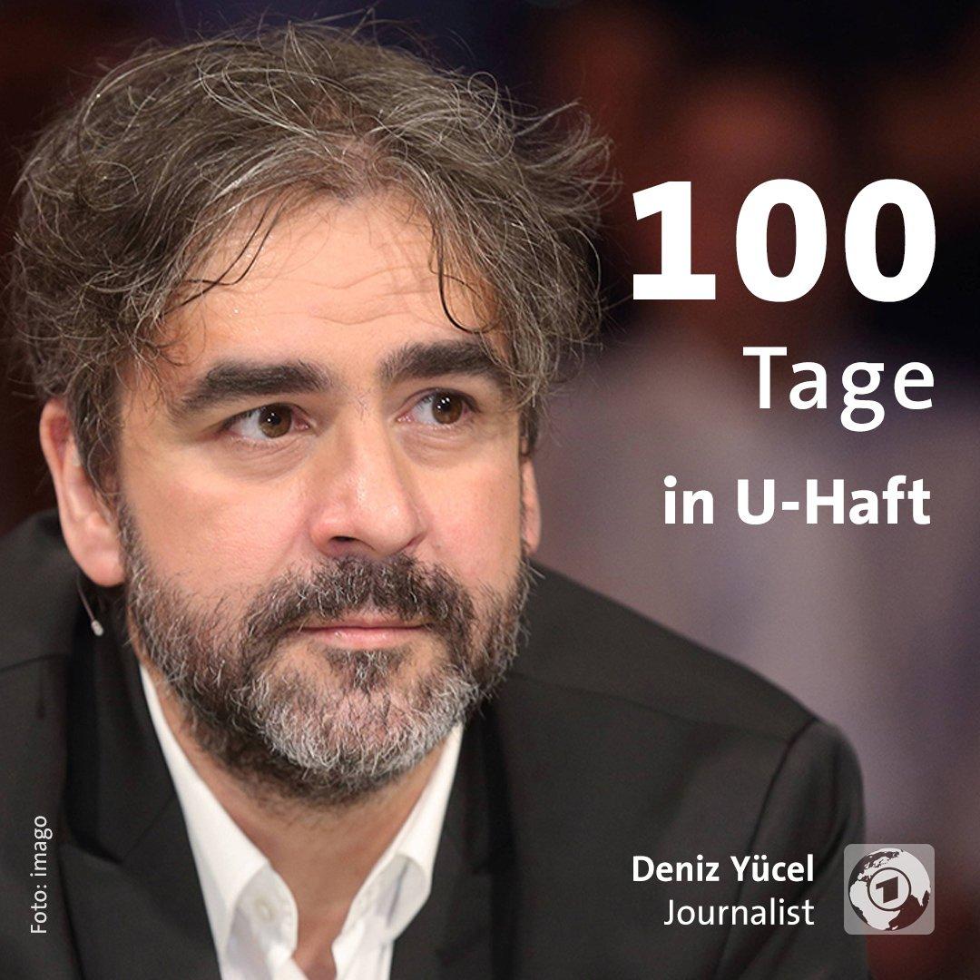 Noch immer sitzt der deutsch-türkische Korrespondent der Tageszeitung 'Die Welt', #DenizYuecel, in Einzelhaft: https://t.co/qqU8uODvor