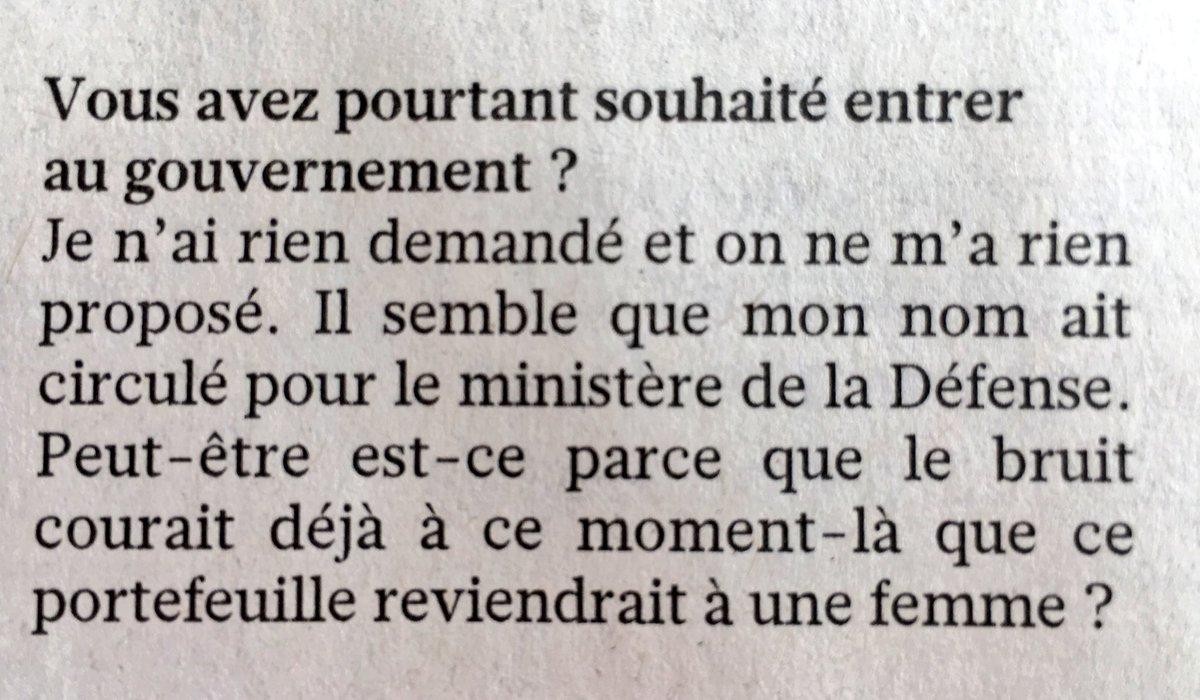 #NKM pas ministre de #Macron :  🔁RT si tu crois Le Canard Enchaîné  💛Fav si tu crois ce qu'elle dit dans son interview au Figaro.