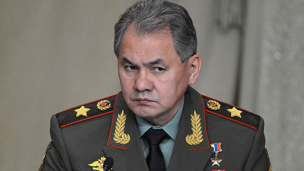 Russia&#39;s Defence Minister #Shoigu: We are absolutely convinced that most of films &amp; reports on use of chemical weapons in #Syria are staged <br>http://pic.twitter.com/4x1DiVP0PU