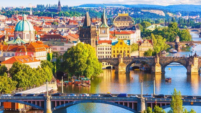 Revealed: the cheapest European cities for a weekend break https://t.co/W8Aq1qCEjx