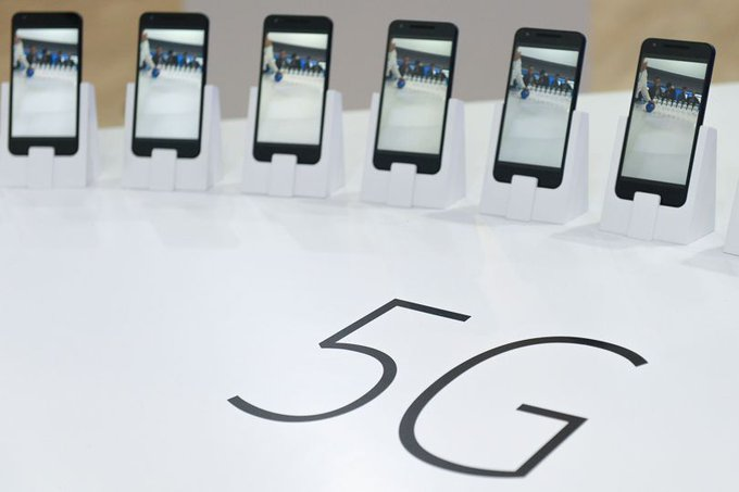 Apple begins testing 5G technology that could make future iPhones super fast https://t.co/muNqcjz0j0