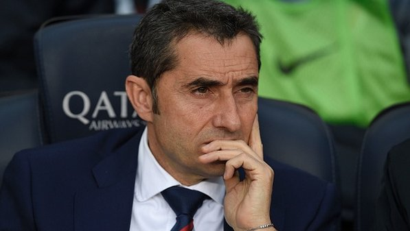 Barcelona-bound?  Ernesto Valverde will not coach Athletic Bilbao next season.  Full story   http:// bbc.in/2qViPrk  &nbsp;   #Barca <br>http://pic.twitter.com/ncrcFTRnzd
