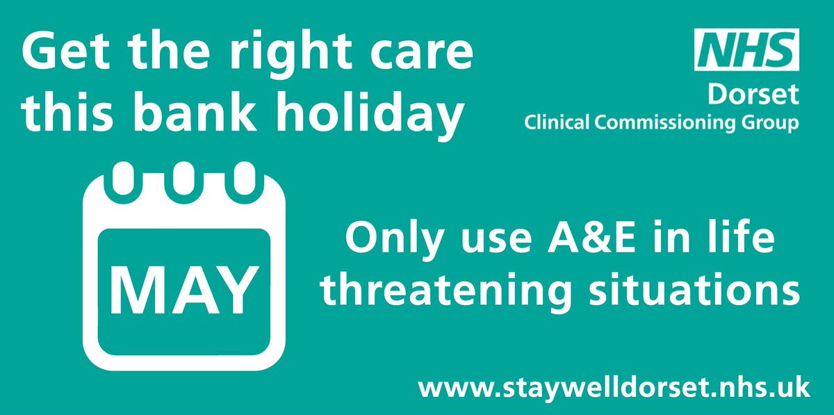 Emergency departments should only be used in life-threatening situations. They are unable to prescribe medicines. #bankholiday <br>http://pic.twitter.com/KelPCwxhDV