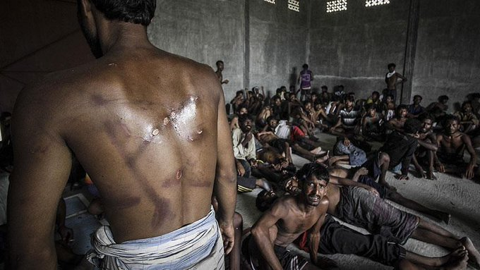 Surprise! Burma army absolves itself of responsibility for the  killing, rape, torture & disappearance of Rohingya. https://t.co/zhYk5jGhjX