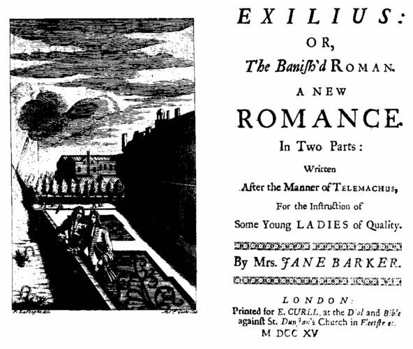 Jane Barker, fiction writer &amp; poet, was born in #May 1652. She was also an avowed Jacobite.  http:// muse.jhu.edu/article/411851  &nbsp;   #readECF #18thCentury <br>http://pic.twitter.com/4H1qqtJeY5